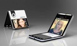 Smartphone samsung dobrável será produzido em 2016