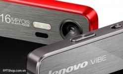 Lenovo Vibe Alpha com tecnologiade tela Fresh, Android 6.0, bateria de 3400mAh e…